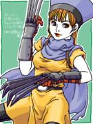 DQ4のアリーナ姫