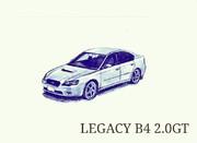 レガシィ B4 2.0GT