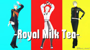 -Royal Milk Tea-