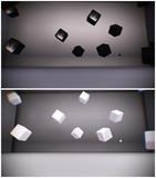 【MMDステージ配布】立方体空間