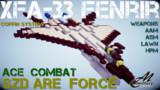 【minecraft軍事部】XFA-33 Fenrir