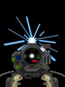 フォースデバイス選択画面 アニメーションテスト