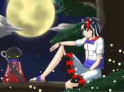 月の出る夜
