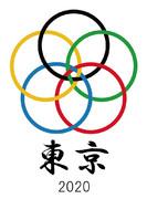 東京オリンピックのエンブレムを自作してみた