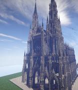【Minecraft】大聖堂 partⅡ