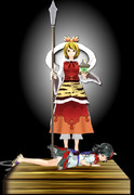 毘沙門天立像