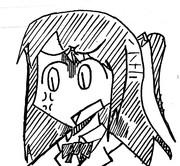 島村さんが誰かに怒ってるそうです。
