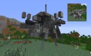 【Minecraft】歩行砲台 IT-01d【JointBlock】
