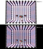 【MMD】四角いステージ & Ⅱ【修正&配布】