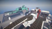【Minecraft】エゥーゴの最強タッグ
