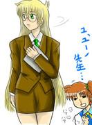 ユーノ先生