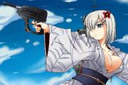駆逐艦、浜風、出ます!