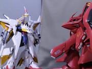 【ロボット魂】 怪獣大決戦 【ガンプラ】