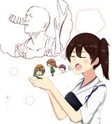 加賀さんによる妖精さんの生成