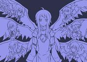 死の天使と6体の悪魔