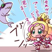 Go!プリ33話 プリンセス投げ