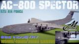 【minecraft軍事部】AC-800 Spector