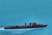 英国にしては火力重視の駆逐艦をつくってみた。