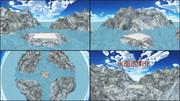 【MMDステージ配布】岩山 ST12【AL対応】