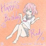 ルビィちゃん Happy Birthday!