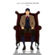 【ジョジョMMD】ruku式ジョナサン・ジョースター(14)【モデル配布】