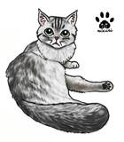 でふぉるめ猫17