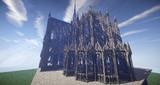 【Minecraft】大聖堂Ⅲ