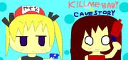 キルミーベイベー×洞窟物語