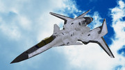 【第6回MMD航空祭】ADFX-01