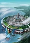 RANAファンタジー-レイヴン帝国-賢者の浮き島