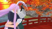 鈴仙と妖夢 カップリング