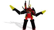 【MMD】グレンラガンVer1.03配布【MMDスーパーロボット大戦】