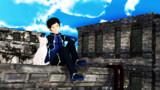 【MMDワートリ】銀猫クレジット一枚絵