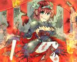 弱小国家の姫騎士ちゃん