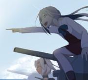 戦艦むさしもー!一番砲ー撃てー!