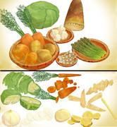 春野菜セットver1.0