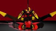 【MMD】グレンラガンVer1.04配布【MMDスーパーロボット大戦】