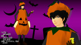 【MMD銀魂】かぼちゃな土方十四郎