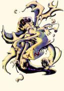 プラナリアドラゴン