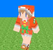 クリスマスのスキンver1.8~【女の子】