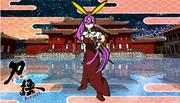 斬刀・鈍 所有者『綿月依姫』