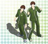 【MMD】roco式石切丸 ジャージ 配布