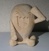 木彫りのソーナンス
