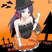 ハロウィンのんちゃん