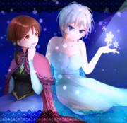 アナは雪の女王