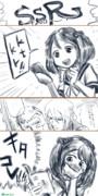 ガチャなみちゃん&腐ざなみちゃん