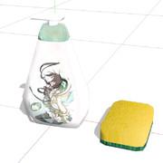 食器用洗剤&精練パッド