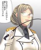 練習巡洋艦、香取です。
