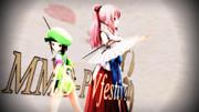 【MMD-PVF3】ふちゃきち・神楽で舞いsm27494008
