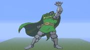 [Minecraft] ドット絵製作 7 Dr.Doom
